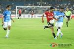Abhishek Bachchan And Virat Kohli Play Football