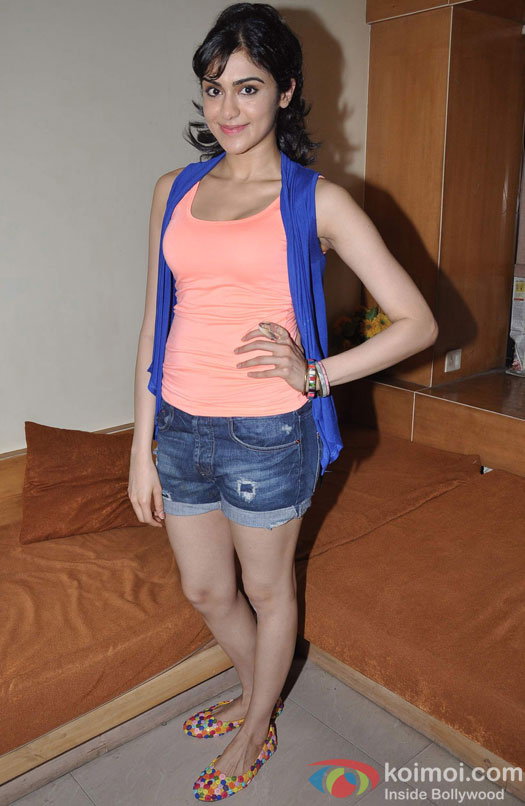 Adah Sharma at Hum Hai Raahi Car Ke Movie Promotional Event