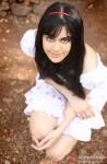 Adah Sharma gives a cute look