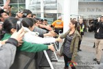 Aditi Rao Hydari arrive in Vancouver for TOIFA 2013