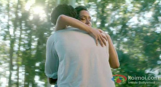 Aditya Roy Kapur And Shradha Kapoor in Aashiqui 2 Movie Stills