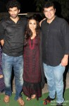 Aditya Roy Kapur, Vidya Balan and Siddharth Roy Kapur attend Aashiqui 2 Special Screening