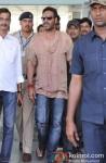 Ajay Devgan snapped at Bhopal Airport