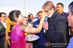 Amitabh Bachchan Nandi awards function in Hyderabad Pic 2