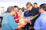 Amitabh Bachchan Nandi awards function in Hyderabad Pic 1