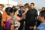 Amitabh Bachchan Nandi awards function in Hyderabad Pic 3