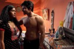 Anjali Patil and Hussain Kuwajerwala in Shree Movie Stills