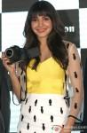 Anushka Sharma launches Canon's New Range of Wifi Cameras Pic 3