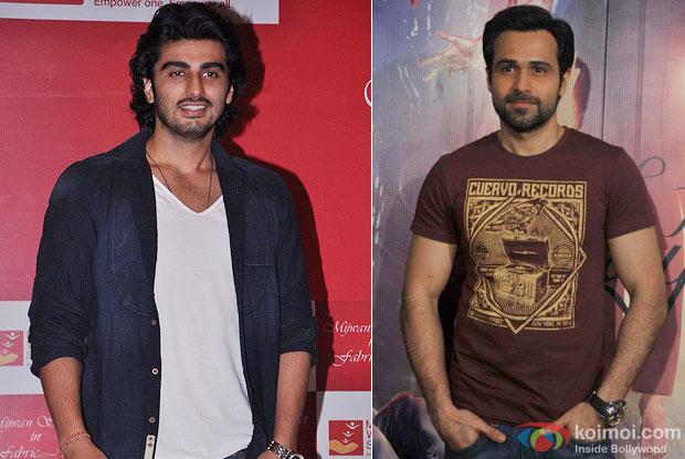 Arjun Kapoor And Emraan Hashmi