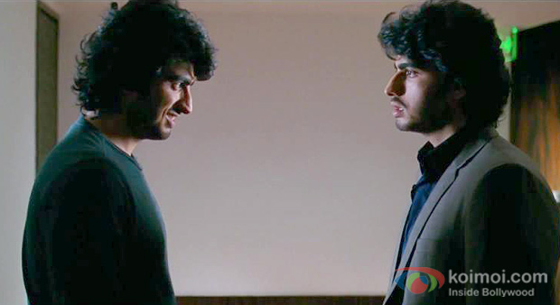 Arjun Kapoor in Aurangzeb Movie Stills