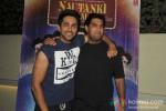 Ayushmann Khurrana And Kunaal Roy Kapur At 'Nautanki Saala' Success Bash Pic 1