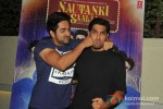 Ayushmann Khurrana And Kunaal Roy Kapur At 'Nautanki Saala' Success Bash Pic 2