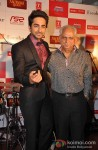 Ayushmann Khurrana And Ramesh Sippy At Music Success Bash of 'Nautanki Saala'