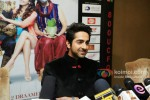 Ayushmann Khurrana At Nautanki Saala Movie Premiere in Dubai