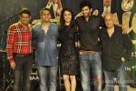 Bhushan Kumar, Mohit Suri, Shraddha Kapoor, Aditya Roy Kapur And Mahesh Bhatt A musical time at Aashiqui 2 Music Concert Pic 2