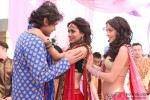 Bobby Deol, Neha Sharma and Kristina Akheeva in Yamla Pagla Deewana 2 Movie Stills
