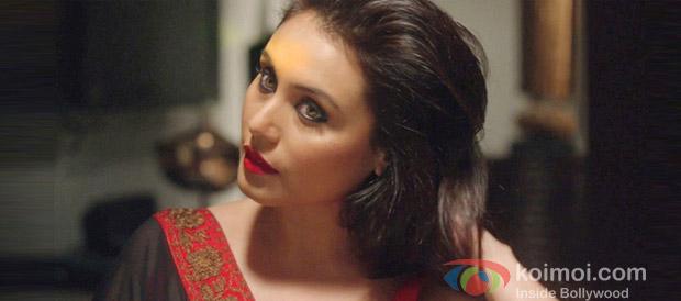 Rani Mukerji In Bombay Talkies Movie Stills