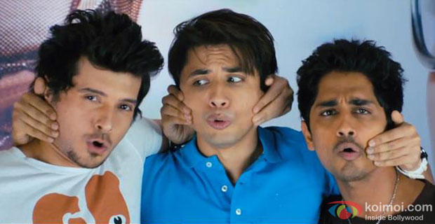 Still from Chashme Baddoor Movie