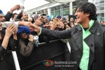 Chunky Pandey arrive in Vancouver for TOIFA 2013