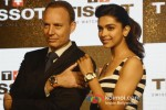 Deepika Padukone at the launch of new 'Tissot' Watches Pic 4