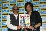 Dharmendra And Bobby Deol At People Magazine Cover Launch Pic 1
