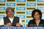Dharmendra And Bobby Deol At People Magazine Cover Launch Pic 3