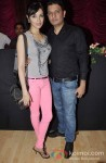 Divya Khosla And Bhushan Kumar At Aashiqui 2 Music Launch