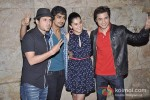 Divyendu Sharma, Siddharth, Taapsee Pannu, Ali Zafar At 'Chashme Baddoor' Movie Premiere
