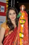 Eesha Koppikhar celebrates Gudi Padwa Pic 1