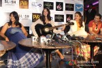 "Ekta Kapoor, Kalki Koechlin, Huma Qureshi And Emraan Hashmi At ""Ek Thi Daayan"" Movie press conference in New Delhi"