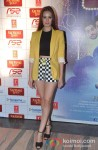 Evelyn Sharma at the screening of movie 'Nautanki Saala'