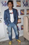 Farhan Akhtar Promote MARD Movie on Extra Innings T20 Pic 3