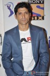 Farhan Akhtar Promote MARD Movie on Extra Innings T20 Pic 1