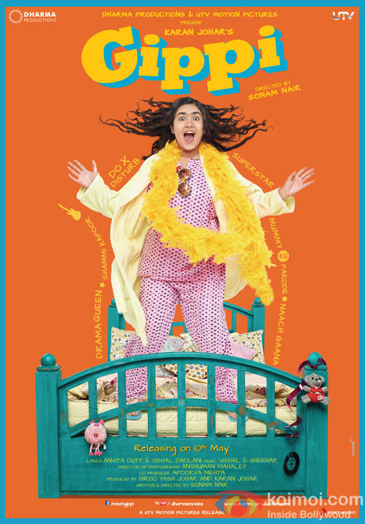 Gippi Movie First Look Poster