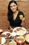 "Hrishtaa Bhatt dines at ""The Calcutta Club"" Pic 8"