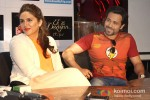 "Huma Qureshi And Emraan Hashmi At ""Ek Thi Daayan"" Movie press conference in New Delhi Pic 1"