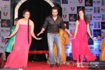 Huma Qureshi,Emraan Hashmi And Kalki Koechlin Promote Ek Thi Daayan Movie in Mumbai Pic 3
