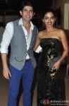 Hussain Kuwajerwala and Anjali Patil at Special Screening of Film 'Shree'