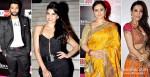 Jackky Bhagnani, Jacqueline Fernandez, Divya Dutta, Malaika Arora Khan At 1st Women's Prerna Awards