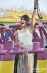 Jacqueline Fernandez launches Essel World's New Ride Pic 3