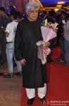 Javed Akhtar at 'Jai Maharashtra' Channel Launch