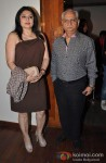 Kiran Juneja And Ramesh Sippy At Music Success Bash of 'Nautanki Saala'