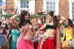 Kristina Akheeva and Neha Sharma in Yamla Pagla Deewana 2 Movie Stills