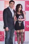 Kunal Goomer and Ameesha Patel at Launch of Ameesha Patel Productions' Desi Magic