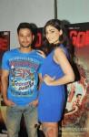 Kunal Khemu And Puja Gupta At 'Go Goa Gone' Movie Promotion in Mumbai Pic 2