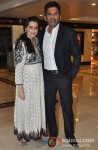 Mana Shetty And Sunil Shetty At Standard Chartered Charity Awards Night 2013
