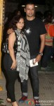 Mansi Roy and Rohit Roy attend Aashiqui 2 Special Screening