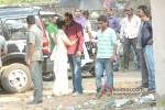 Manyata Dutt And Sanjay Dutt Shoots For 'Policegiri' Pic 2