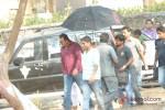 Manyata Dutt And Sanjay Dutt Shoots For 'Policegiri' Pic 3
