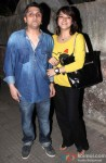 Mohit Suri and Udita Goswami attend Aashiqui 2 Special Screening